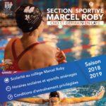 La Section Sportive – Collège Marcel Roby – Le dossier est en ligne