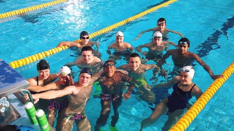 Club de natation piscine de saint germain en laye for Club de natation piscine parc olympique