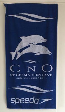 Cadeau du CNO pour ses adhérents – la serviette est arrivée