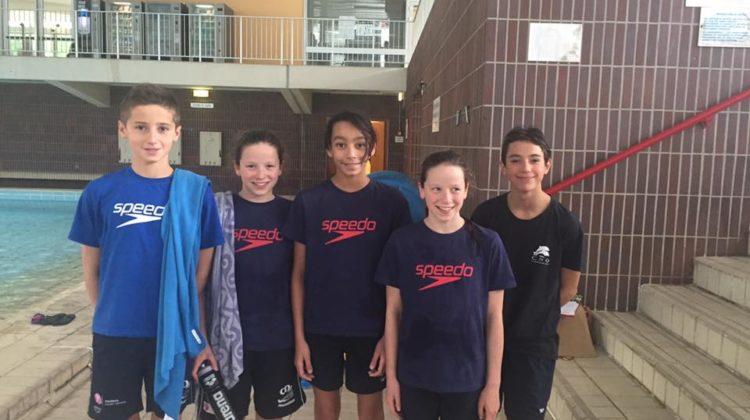 Coupe de France des Regions, 5 nageurs du CNO sélectionnés