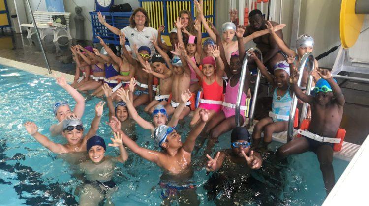 J'apprends à nager 2018