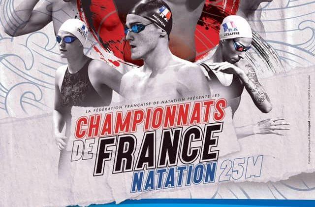 Championnats de France 25m – J-2