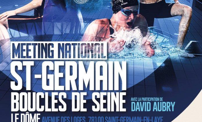 Meeting National St Germain Boucles de Seine. Le programme est en ligne sur le LiveFFN