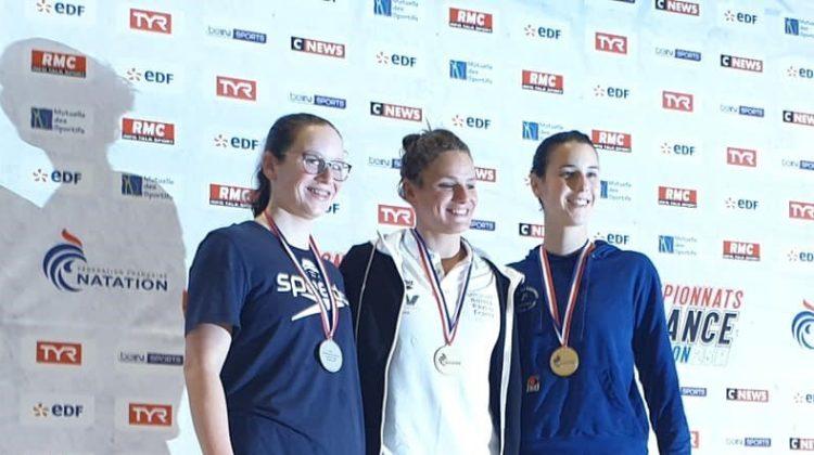 Justine Vice-Championne de France du 200m brasse !!!